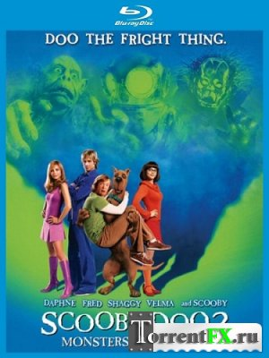 �����-�� 2: ������� �� ������� / Scooby Doo 2: Monsters Unleashed (2004) BDRip 1080p