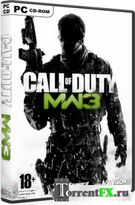 Call of Duty: Modern Warfare 3 (Новый диск) (RUS) [L] [Steam-Rip]