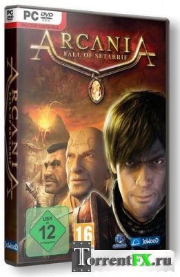 Arcania: Fall Of Setarrif (2011) PC
