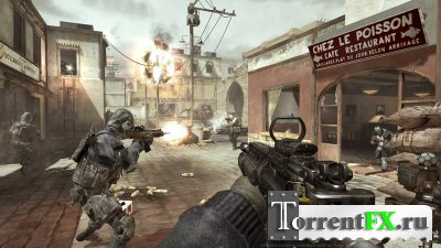 Call of Duty: Modern Warfare 3 (Новый диск) (RUS) [RePack]