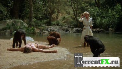 Тарзан, человек-обезьяна / Tarzan, the Ape Man (1981) DVDRip