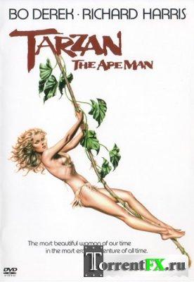 ������, �������-�������� / Tarzan, the Ape Man (1981) DVDRip