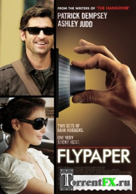 Липучка / Flypaper (2011) BDRip-AVC