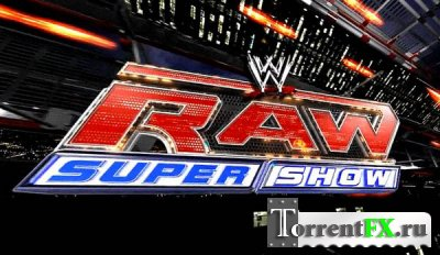 WWE Monday Night RAW Supershow [эфир от 07.11] (2011) HDTVRip