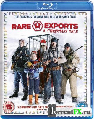 Санта на продажу / Rare Exports (2010) BDRip от HQ-ViDEO