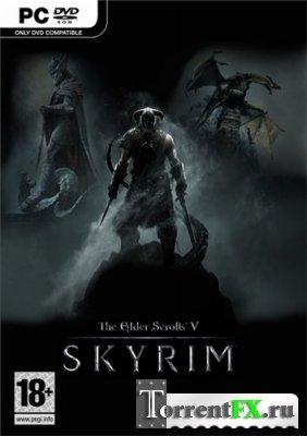 Русификатор для The Elder Scrolls V: Skyrim (Профессиональный/1C-СофтКлаб) (Текст/Звук)