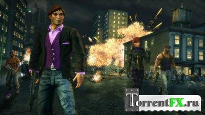 Saints Row: The Third (2011/Xbox360/Rus)