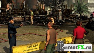 Русификатор L.A. Noire (Профессиональный/1C) (Текст)