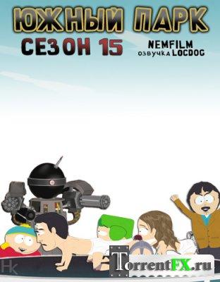 Южный Парк / South Park [15x01-13] (2011) HDTV 720p