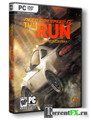Need for Speed: The Run Limited Edition Electronic Arts (RUS/ENG/Multi8 L|Origin-Rip)