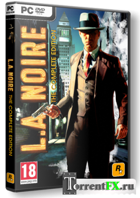 L.A. Noire: The Complete Edition [Repack] [1С-СофтКлаб / Rus / ENG]