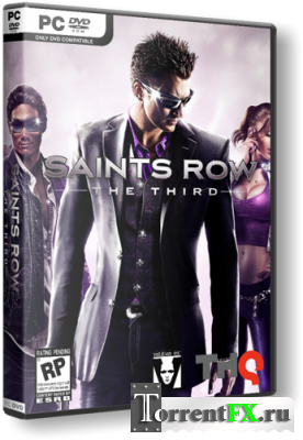 Saints Row The Third (THQ) (Multi10/ENG/RUS) [L] [Распакованная]