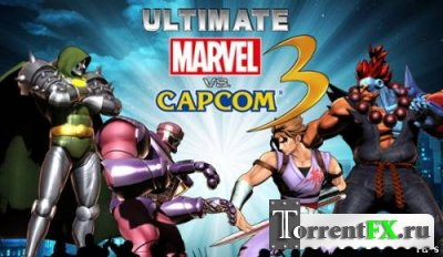 [XBOX360] Ultimate Marvel vs Capcom 3 [Region Free][ENG] [REPACK] (XGD3) (LT+ 2.0)