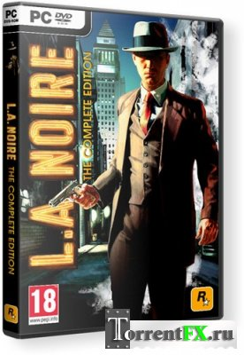 L.A. Noire: The Complete Edition (1�-��������) (RUS/ENG) [RePack]