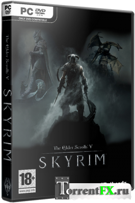The Elder Scrolls V: Skyrim [Update 1] (1С-СофтКлаб) (RUS) [RePack]