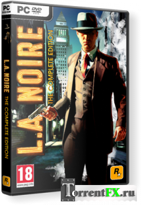 L.A. Noire: The Complete Edition (2011) �� | Repack �� R.G. Repacker's