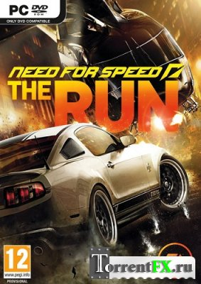 Need for Speed: The Run Limited Edition (RU) [Repack]