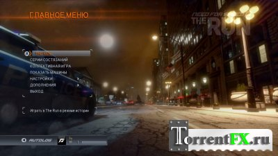 Need for Speed: The Run Limited Edition (2011/PC/Русский/RePack)