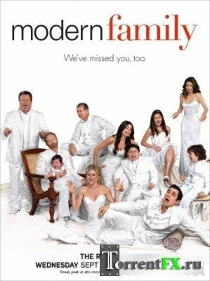 Американская Семейка / Modern Family [03х01-03] (2011) WEB-DLRip | LostFilm