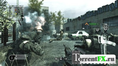 Call Of Duty 4: Modern Warfare (2007) [Repack]