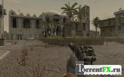 Call of Duty 4: MOD Reignof the Undead Full (2010) PC