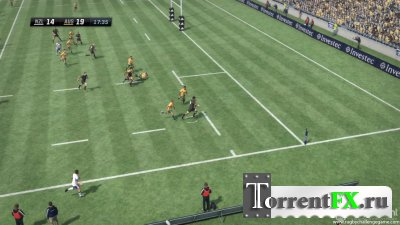 Rugby Challenge (2011) PC | Repack