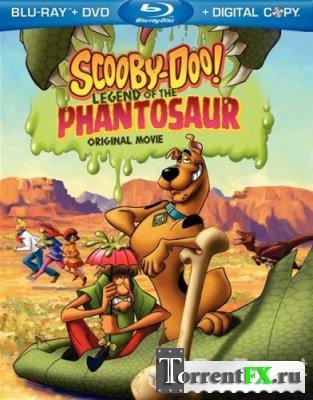 Скуби-Ду: Нападение Пантазаура / Scooby-Doo! Legend of the Phantosaur (2011) DVDRip