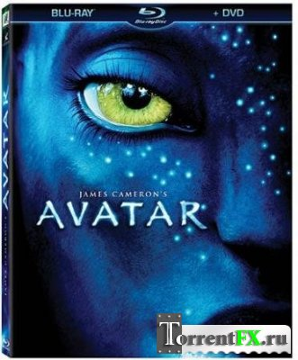 Аватар / Avatar (2009) BDRip [1080p]