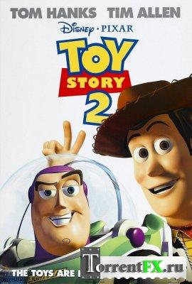 История игрушек 2 / Toy Story 2 (1999) BDRip