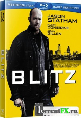 Без компромиссов / Blitz (2011) BDRip