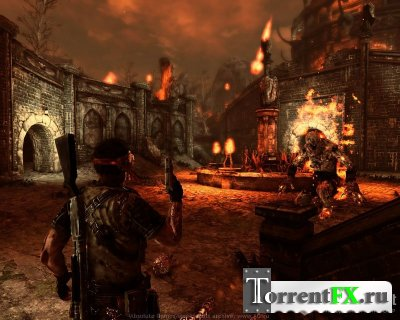 The Haunted: Hells Reach (2011) RePack от Fenixx [v1.0r12]