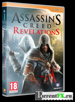 Assassin's Creed: Revelations [Repack] (Акелла) (ENG, RUS, POL  ENG)