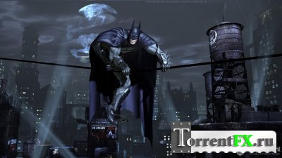 Batman: Arkham City (UNLOCKED) (Multi9RUS) [Steam-Rip]