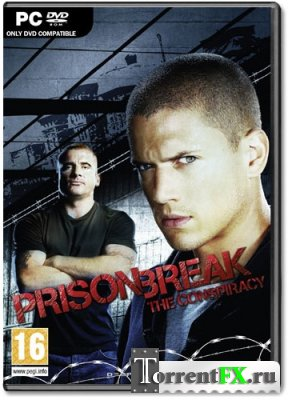 Prison Break: The Conspiracy (2010) PC | RePack