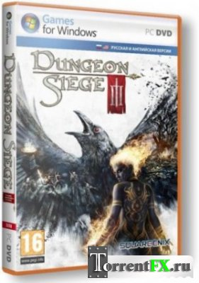 Dungeon Siege 3 (2011) PC | RePack от R.G. Механики