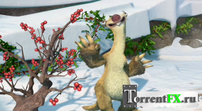 ���������� ������: ��������� ������� / Ice Age: A Mammoth Christmas (2011) DVDRip