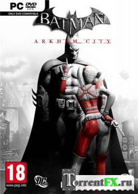 Batman: Arkham City [11 DLC] (1C-СофтКлаб) (RUS/ENG) [RePack]