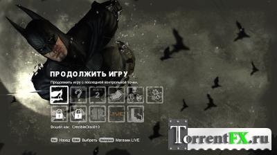Batman: Arkham City [11 DLC] (1C-СофтКлаб) (RUS/ENG) [RePack]