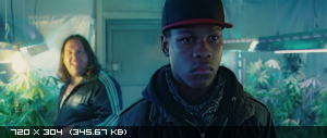 ����� �� ������ / Attack the Block (2011) BDRip