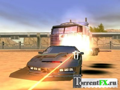 Knight Rider 2 : The Game / Рыцарь дорог 2 (2004)