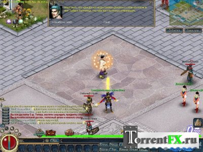 ���������� ������ / Conquer online (2011) PC