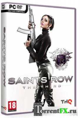 Saints Row: The Third (2011/PC/Русский) | RePack