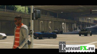 GTA 5 / Grand Theft Auto V (2011/PC/HD) | Трейлер
