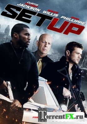 Подстава / SetUp (2011) BDRip 1080p