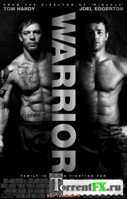 Воин / Warrior (2011) DVDScr