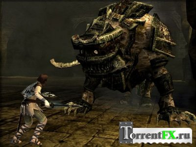 Shadow Of The Colossus (2010) PC | Repack