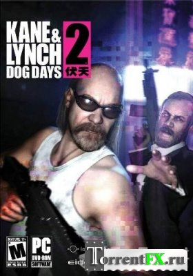 Kane & Lynch 2: Dog Days (2010) PC | RePack от R.G. Механики
