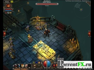 Torchlight (2010/Rus) RePack �� R.G Packers