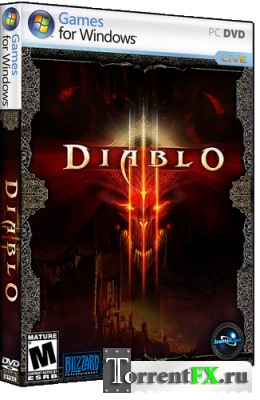 Diablo III v.0.4.1.7391 Client+Server Beta (2011/PC/Eng)