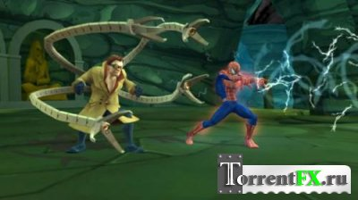 Spider-Man: Friend or Foe (2007/PC/Русский) Repack